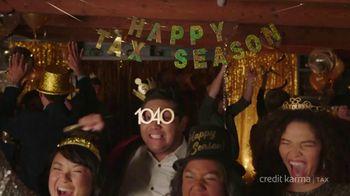 Credit Karma Tax TV Spot, 'The Best Season of All' - Thumbnail 4