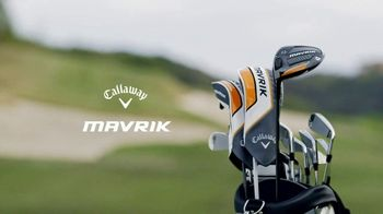 Callaway Mavrik TV Spot, 'Made Using Artificial Intelligence' Featuring Phil Mickelson - Thumbnail 10