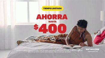 Mattress Firm Venta de Fin de Año TV Spot, 'En estos momentos' [Spanish]