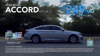 Honda TV Spot, 'The People of Detroit: Sedans' [T2] - Thumbnail 7