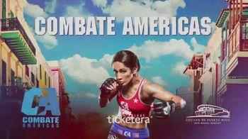 Combate Americas TV Spot, 'Amanda Serrano' [Spanish] - 7 commercial airings
