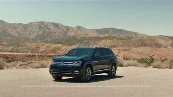 2019 Volkswagen Atlas TV Spot, 'Eleven Steps' [T2] - Thumbnail 1