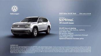 2019 Volkswagen Atlas TV Spot, 'Eleven Steps' [T2] - Thumbnail 9