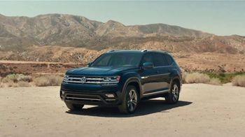 2019 Volkswagen Atlas TV Spot, 'Eleven Steps' [T2]