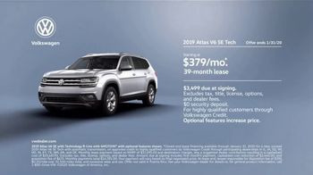 2019 Volkswagen Atlas TV Spot, 'Eleven Steps' [T2] - Thumbnail 8