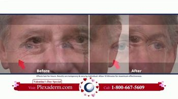 Plexaderm Skincare  Valentine's Day Special TV Spot, 'Wow: 50 Percent Off'