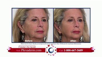 Plexaderm Skincare  Valentine's Day Special TV Spot, 'Wow: 50 Percent Off' - Thumbnail 3