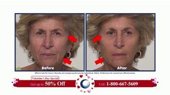 Plexaderm Skincare  Valentine's Day Special TV Spot, 'Wow: 50 Percent Off' - Thumbnail 7