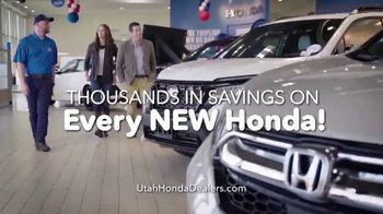 Honda Savings Countdown TV Spot, 'Get More, Save More' [T2] - Thumbnail 2