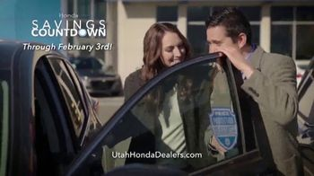 Honda Savings Countdown TV Spot, 'Get More, Save More' [T2] - Thumbnail 3