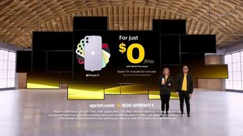 Sprint TV Spot, 'Picture Perfect: iPhone 11' - 4390 commercial airings