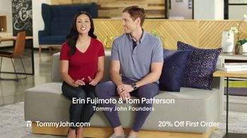 Tommy John TV Spot, 'Valentine's Day: Guaranteed Delivery' - Thumbnail 1
