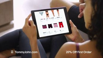 Tommy John TV Spot, 'Valentine's Day: Guaranteed Delivery' - Thumbnail 7