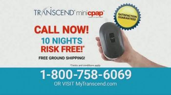 Transcend miniCPAP TV Spot, 'Hassle' - Thumbnail 10