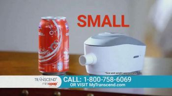 Transcend miniCPAP TV Spot, 'Hassle' - Thumbnail 4