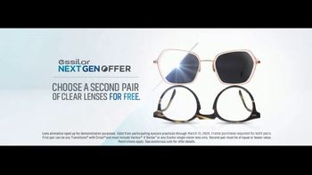 Essilor TV Spot, 'More Than a Number: Get a Second Pair' - Thumbnail 10
