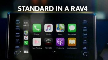 Toyota RAV4 TV Spot, 'Dear Road Rivals: RAV4 and Apple CarPlay' [T1] - Thumbnail 7