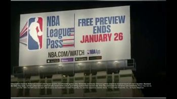 NBA League Pass TV Spot, 'Shout It: Free Preview' - Thumbnail 7
