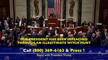 Committee to Defend the President TV Spot, 'Immediate Action' - Thumbnail 3