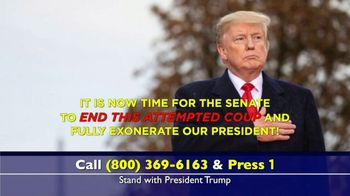 Committee to Defend the President TV Spot, 'Immediate Action' - Thumbnail 4
