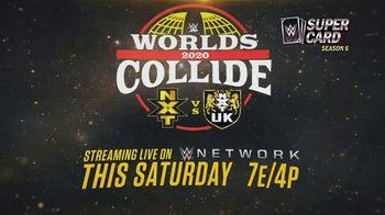 WWE Network TV Spot, '2020 Worlds Collide: NXT vs. NXT UK' - Thumbnail 9