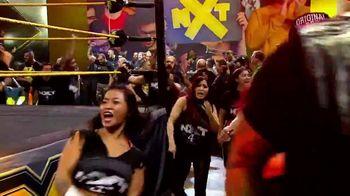 WWE Network TV Spot, '2020 Worlds Collide: NXT vs. NXT UK' - Thumbnail 1