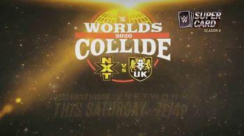 WWE Network TV Spot, '2020 Worlds Collide: NXT vs. NXT UK' - Thumbnail 8