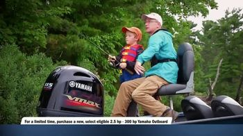 Yamaha Outboards The Key to Reliability Sales Event TV Spot, 'It's Your Key' - Thumbnail 5
