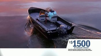 Yamaha Outboards The Key to Reliability Sales Event TV Spot, 'It's Your Key' - Thumbnail 7