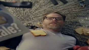 Little Caesars Pizza Super Bowl 2020 Teaser, 'Not Happening' Featuring Rainn Wilson