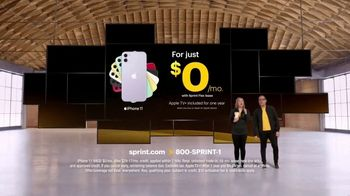 Sprint TV Spot, 'iPhone 11: Trade-In in Any Condition' - Thumbnail 5