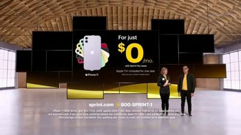 Sprint TV Spot, 'iPhone 11: Trade-In in Any Condition' - Thumbnail 8