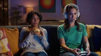 Jack in the Box Fish Sandwich Combo TV Spot, 'Menutaur: Living Room' - Thumbnail 2