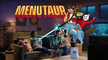 Jack in the Box Fish Sandwich Combo TV Spot, 'Menutaur: Living Room' - Thumbnail 4