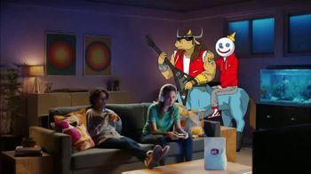 Jack in the Box Fish Sandwich Combo TV Spot, 'Menutaur: Living Room' - Thumbnail 6