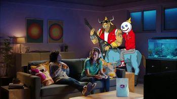 Jack in the Box Fish Sandwich Combo TV Spot, 'Menutaur: Living Room' - Thumbnail 7
