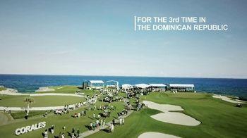 Puntacana Resort & Club TV Spot, '2020 Corales Championship'