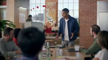 Old Spice TV Spot, 'Office Visit' Featuring Isaiah Mustafa, Keith Powers