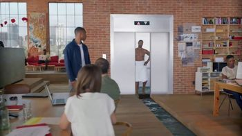 Old Spice TV Spot, 'Office Visit' Featuring Isaiah Mustafa, Keith Powers - Thumbnail 2