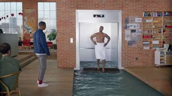 Old Spice TV Spot, 'Office Visit' Featuring Isaiah Mustafa, Keith Powers
