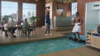 Old Spice TV Spot, 'Office Visit' Featuring Isaiah Mustafa, Keith Powers - Thumbnail 4