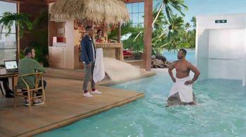 Old Spice TV Spot, 'Office Visit' Featuring Isaiah Mustafa, Keith Powers - Thumbnail 5
