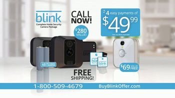 Blink TV Spot, 'Complete Home Package: $49.99 + Free Shipping' - Thumbnail 7