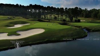 Robert Trent Jones Golf Trail TV Spot, '11 Locations' - Thumbnail 1