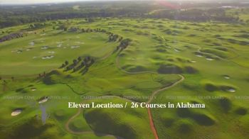 Robert Trent Jones Golf Trail TV Spot, '11 Locations' - Thumbnail 2