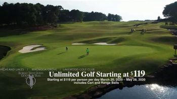 Robert Trent Jones Golf Trail TV Spot, '11 Locations' - Thumbnail 3