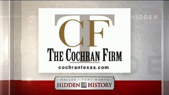 The Cochran Law Firm TV Spot, 'The CW33: Hidden History' - Thumbnail 10