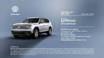 2019 Volkswagen Atlas TV Spot, 'Road Conditions' [T2] - Thumbnail 8