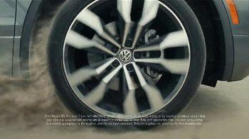 2019 Volkswagen Atlas TV Spot, 'Road Conditions' [T2]
