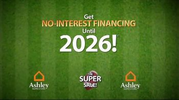 Ashley HomeStore The Super Sale! TV Spot, 'Going on Now' - Thumbnail 2